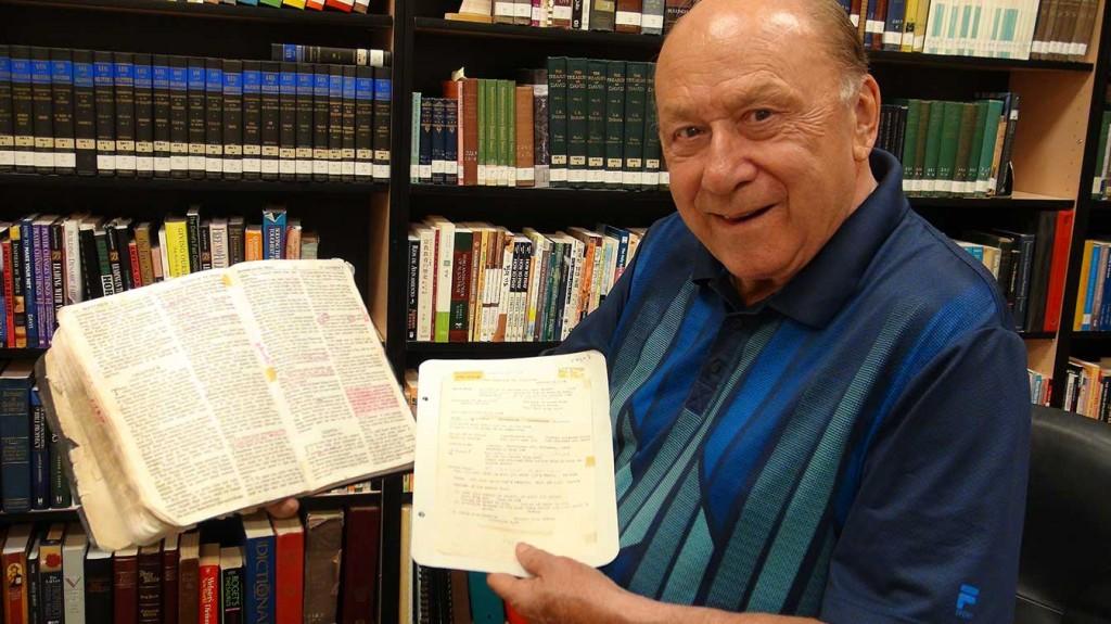 Elmer Towns Bible Notes